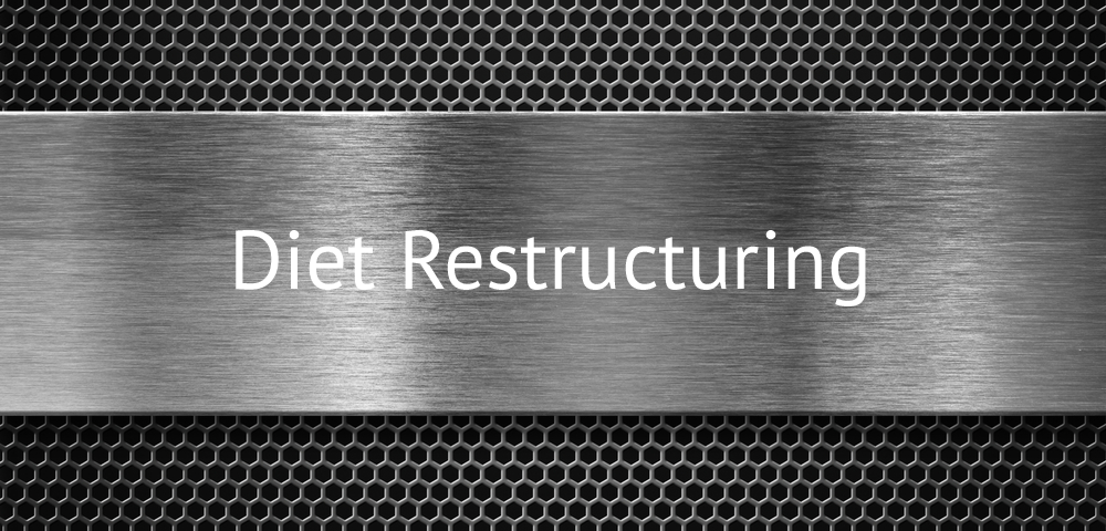 diet restructuring header