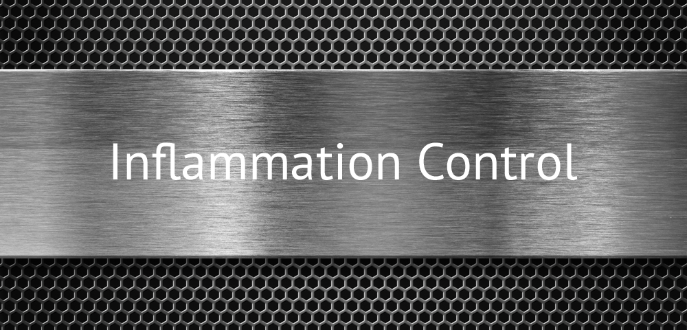 inflammation control header