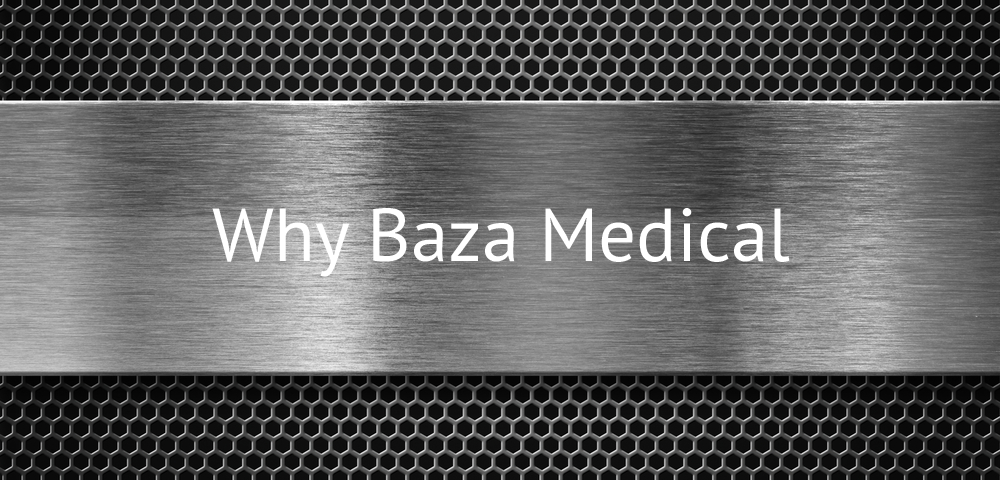 why baza medical header