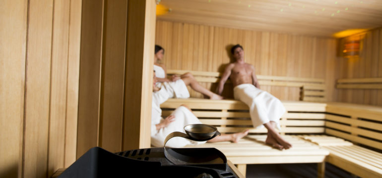 Saunas: A Secret to Longevity